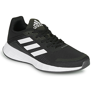 Schuhe Damen Laufschuhe adidas Performance DURAMO SL Schwarz