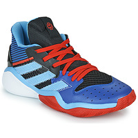 Schuhe Basketballschuhe adidas Performance HARDEN STEPBACK Blau / Schwarz