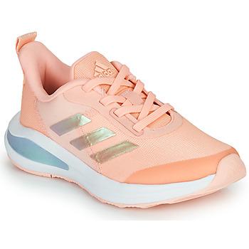 Schuhe Mädchen Sneaker Low adidas Performance FORTARUN  K Rose