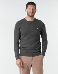 Kleidung Herren Pullover Lyle & Scott KN400VC Grau