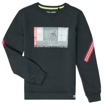 Kleidung Jungen Sweatshirts Teddy Smith TOPH Marine