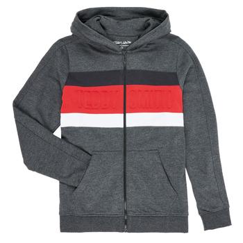 Kleidung Jungen Sweatshirts Teddy Smith ANY Schwarz