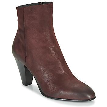 Schuhe Damen Low Boots Fru.it ROMA Bordeaux