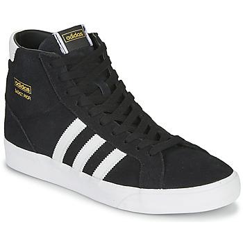 Schuhe Sneaker High adidas Originals BASKET PROFI Schwarz