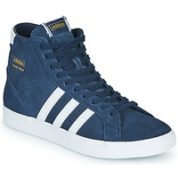 Schuhe Sneaker High adidas Originals BASKET PROFI Blau