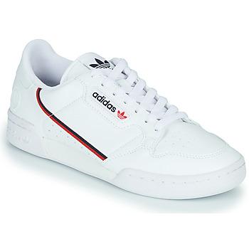 Schuhe Sneaker Low adidas Originals CONTINENTAL 80 VEGA Weiss