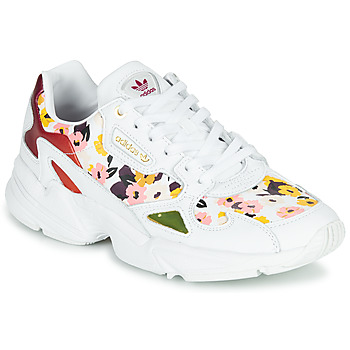 Schuhe Damen Sneaker Low adidas Originals FALCON W Weiss