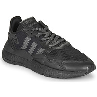 Schuhe Sneaker Low adidas Originals NITE JOGGER Schwarz