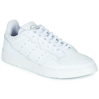 Schuhe Sneaker Low adidas Originals SUPERCOURT Weiss