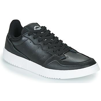 Schuhe Sneaker Low adidas Originals SUPERCOURT Schwarz