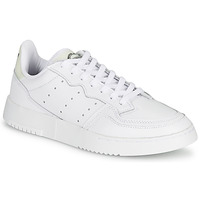 Schuhe Damen Sneaker Low adidas Originals SUPERCOURT W Weiss