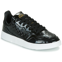 Schuhe Damen Sneaker Low adidas Originals SUPERCOURT W Schwarz