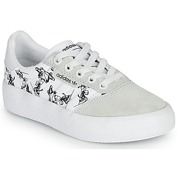 Schuhe Kinder Sneaker Low adidas Originals 3MC C X DISNEY SPORT Weiss