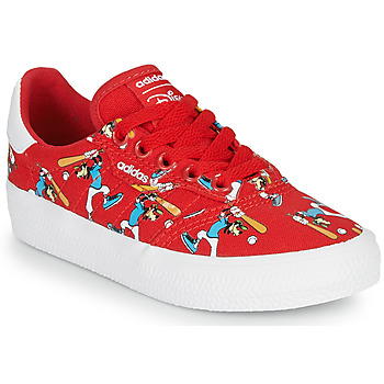 Schuhe Kinder Sneaker Low adidas Originals 3MC C X DISNEY SPORT Rot