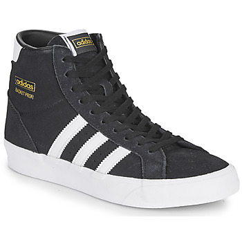 Schuhe Kinder Sneaker High adidas Originals BASKET PROFI J Schwarz