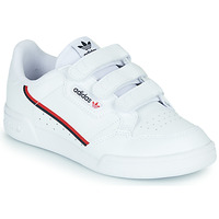 Schuhe Kinder Sneaker Low adidas Originals CONTINENTAL 80 CF C Weiss
