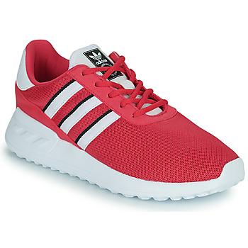 Schuhe Mädchen Sneaker Low adidas Originals LA TRAINER LITE C Rose