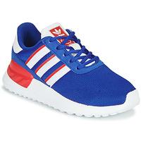 Schuhe Jungen Sneaker Low adidas Originals LA TRAINER LITE C Blau