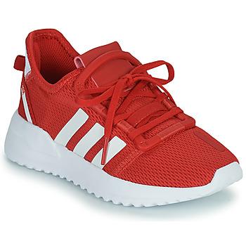 Schuhe Kinder Sneaker Low adidas Originals U_PATH RUN C Rot