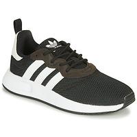 Schuhe Jungen Sneaker Low adidas Originals X_PLR S J Schwarz