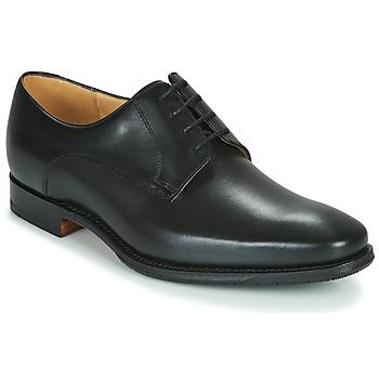 Schuhe Herren Derby-Schuhe Barker ELLON Schwarz