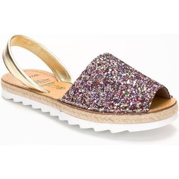 Schuhe Damen Sandalen / Sandaletten Avarca Cayetano Ortuño  Multicolore