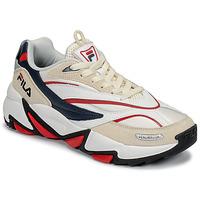 Schuhe Herren Sneaker Low Fila RUSH Weiss / Beige / Rot