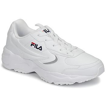 Schuhe Herren Sneaker Low Fila MASTERMIND Weiss