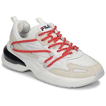 Schuhe Damen Sneaker Low Fila SPETTRO X L WMN Weiss