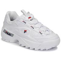 Schuhe Damen Sneaker Low Fila D-FORMATION WMN Weiss