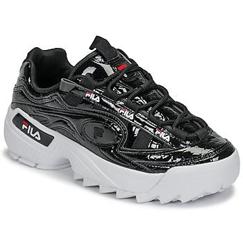 Schuhe Damen Sneaker Low Fila D-FORMATION F WMN Schwarz