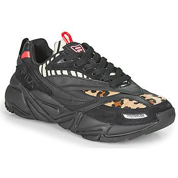 Schuhe Damen Sneaker Low Fila RUSH F WMN Schwarz