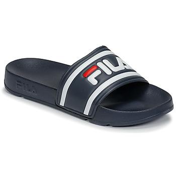 Schuhe Damen Pantoletten Fila MORRO BAY SLIPPER 2.0 WMN Blau