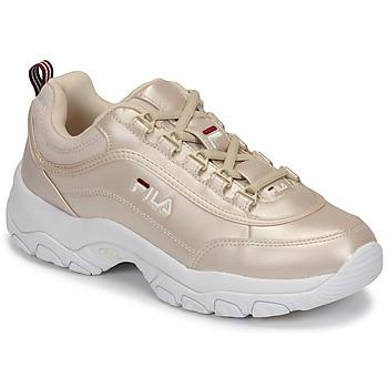 Schuhe Damen Sneaker Low Fila STRADA F WMN Gold