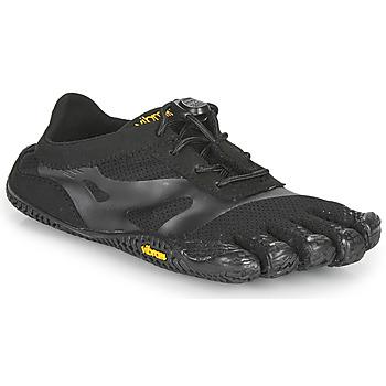 Schuhe Kinder Multisportschuhe Vibram Fivefingers KSO EVO Schwarz / Schwarz
