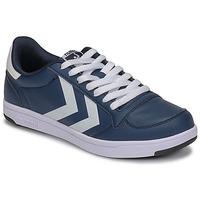 Schuhe Herren Sneaker Low Hummel STADIL LIGHT Blau