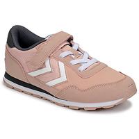 Schuhe Mädchen Sneaker Low Hummel REFLEX JR Rose