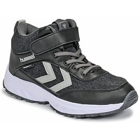 Schuhe Kinder Sneaker High Hummel ROOT WINTER Schwarz