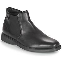 Schuhe Herren Boots Geox BRAYDEN 2FIT ABX Schwarz