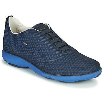 Schuhe Herren Sneaker Low Geox U NEBULA E Blau