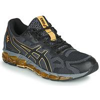 Schuhe Herren Sneaker Low Asics GEL-QUANTUM 360 6 Schwarz / Goldfarben