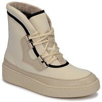 Schuhe Damen Schneestiefel Aigle SKILON HIGH Weiss
