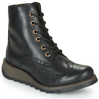 Schuhe Damen Boots Fly London SARL069FLY Schwarz