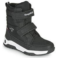 Schuhe Kinder Gummistiefel Kangaroos K-MAJOR V RTX Schwarz