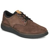Schuhe Herren Sneaker Low Timberland CROSS MARK PT OXFORD Braun