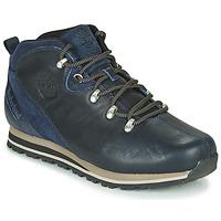 Schuhe Herren Boots Timberland SPLITROCK 3 Blau