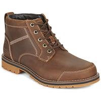 Schuhe Herren Boots Timberland LARCHMONT II CHUKKA Braun