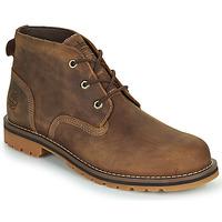 Schuhe Herren Boots Timberland LARCHMONT II WP CHUKKA Braun