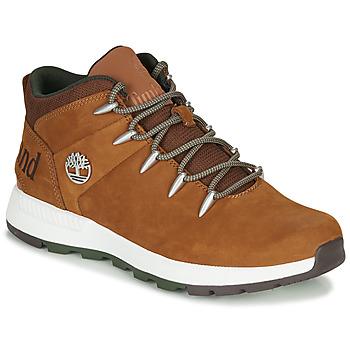 Schuhe Herren Boots Timberland SPRINT TREKKER MID Braun