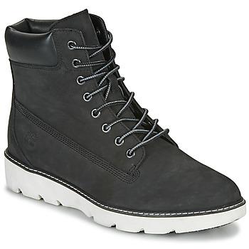 Schuhe Damen Boots Timberland KEELEY FIELD 6IN Schwarz